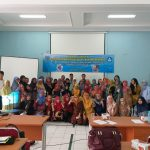 Pelatihan Menulis Untuk Pendidik di Tangerang Selatan dalam Rangka Bulan Bahasa Bersama Ira Diana
